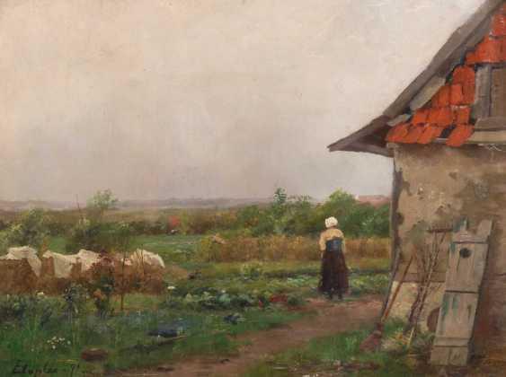 Thamm, Adolf: The French Farm. - photo 1