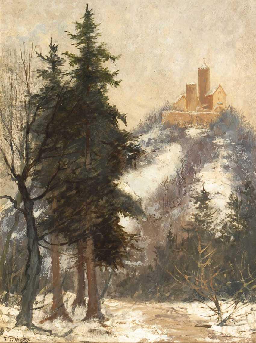 Tübbecke, Paul Wilhelm: The Wartburg in the - photo 1
