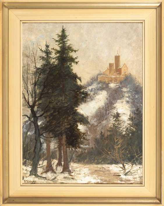Tübbecke, Paul Wilhelm: The Wartburg in the - photo 2