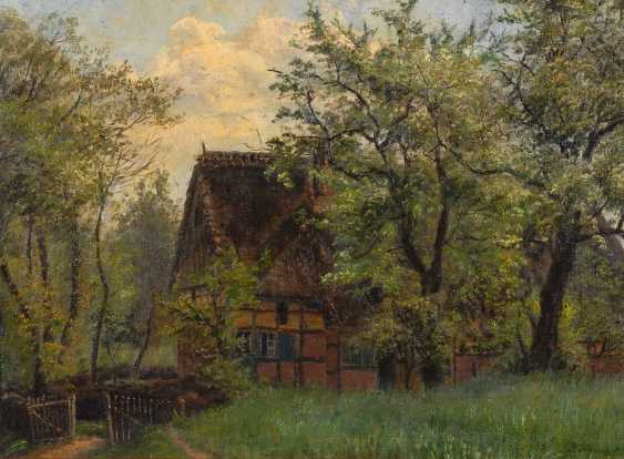 Tübbecke, Paul Wilhelm: the house under the trees - photo 1