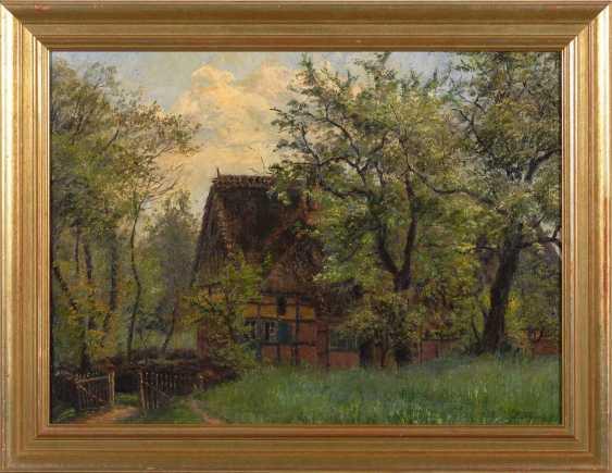 Tübbecke, Paul Wilhelm: the house under the trees - photo 2