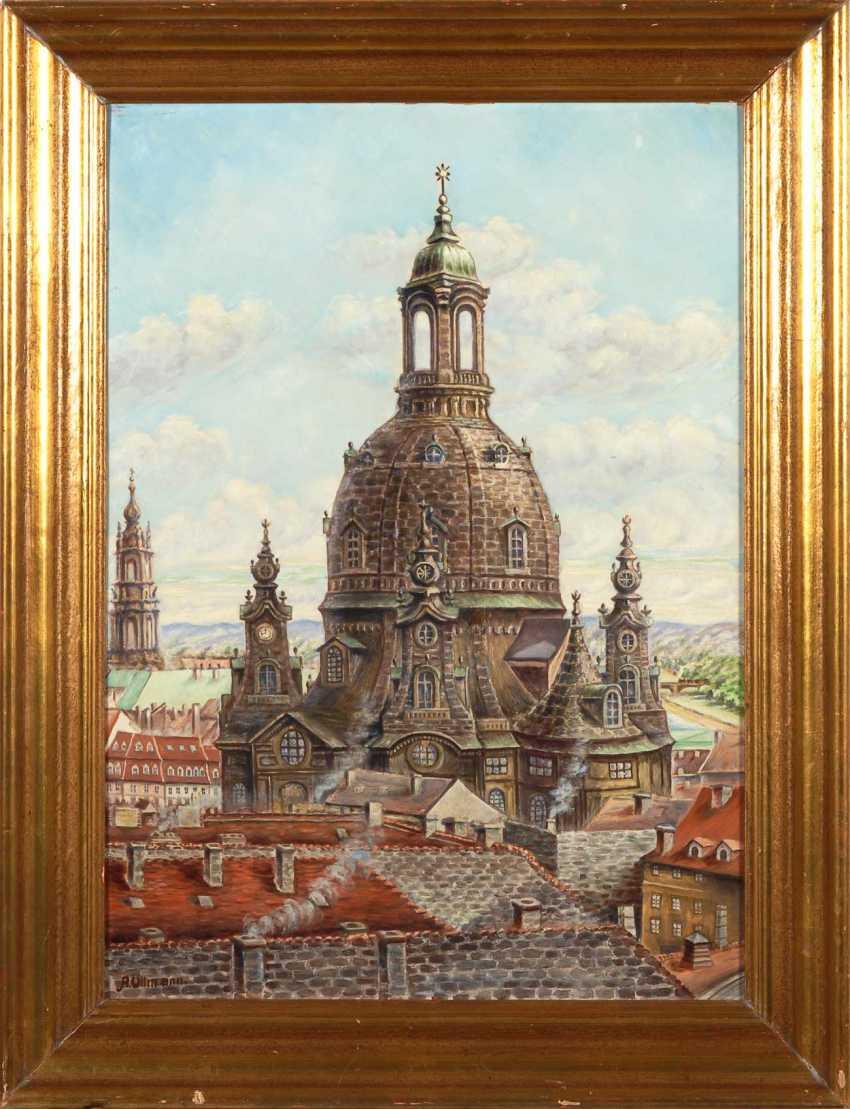 Ullmann, A.: The Frauenkirche, in Dresde - photo 2