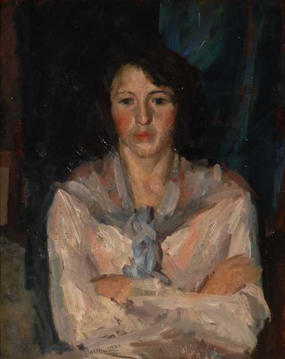 Unknown Impressionist 1900: woman - photo 1