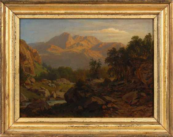 Full Weider, Johann Jacob: mountain stream i - photo 2