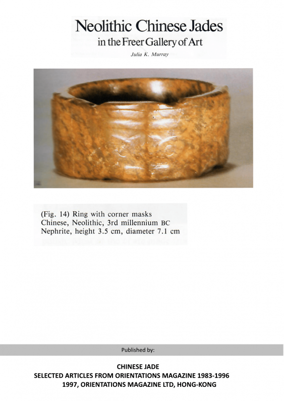 RARE BANGLE WITH GODS FACES SHENMIAN - photo 5