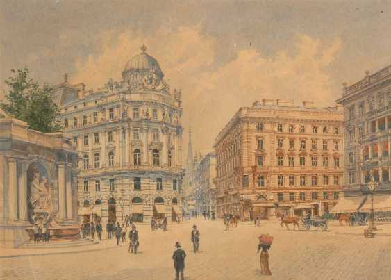 Vienna - The Philippshof compared to the Al - photo 1