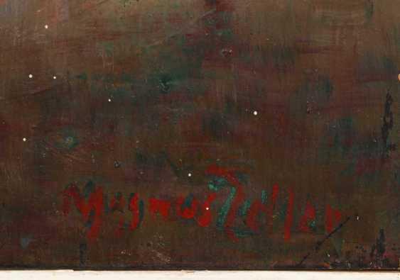 Zeller, Magnus: On The Hospital Bed. - photo 2