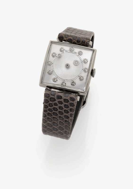 Men's wristwatch . Switzerland, 1955, JAEGER-LECOULTRE, model length: MYSTERIOUS VINTAGE - photo 1