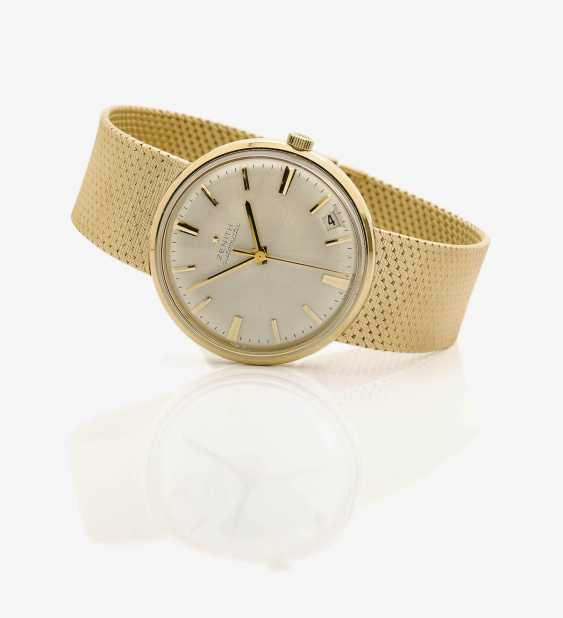 Men's wristwatch . Switzerland, Le Locle, around 1956, ZENITH - photo 1