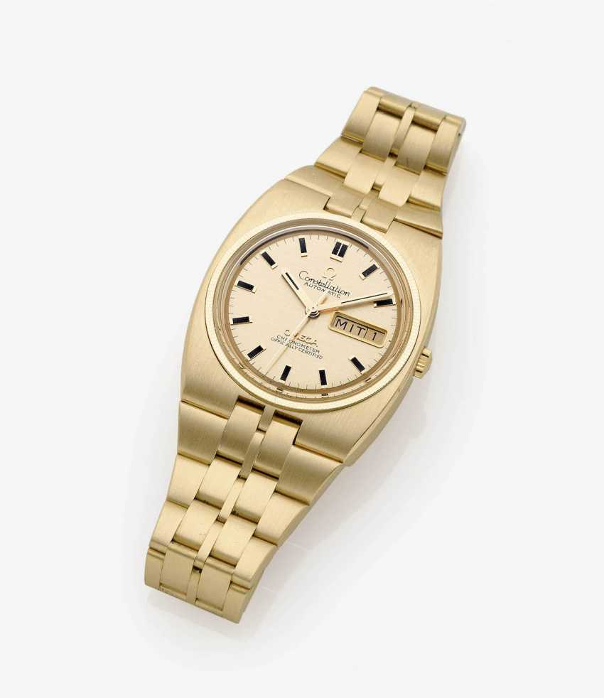 Men's wristwatch . Switzerland, in 1974, OMEGA CONSTELLATION - photo 1