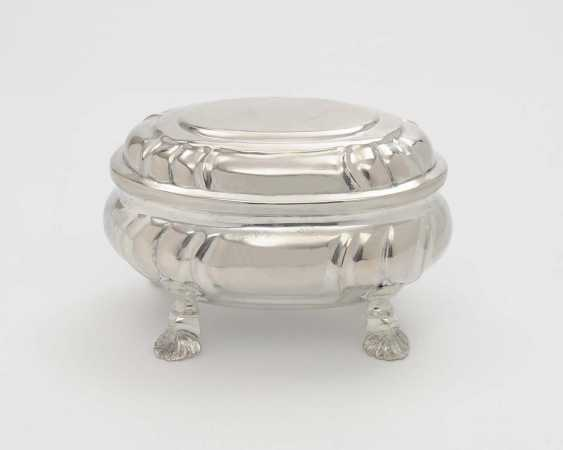 18. Century . SUGAR bowl - photo 1