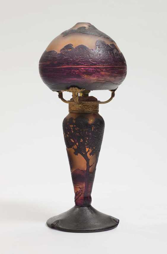 Jn. Loetz Wwe., Monastery mill, 1915/1920 . Table lamp - photo 1