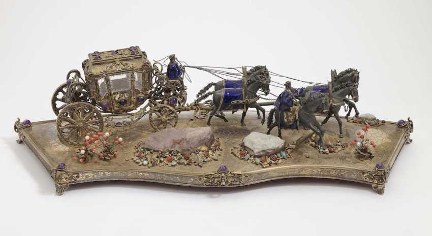 Ceremonial carriage - photo 1