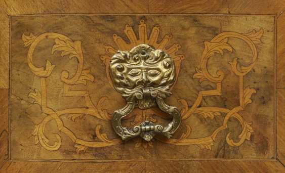 Main-Franconia, around 1740 . Tabernacle top chest of drawers - photo 3