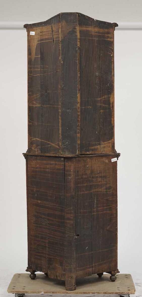 Aachen/Liege, 18. Century . Corner display case - photo 2