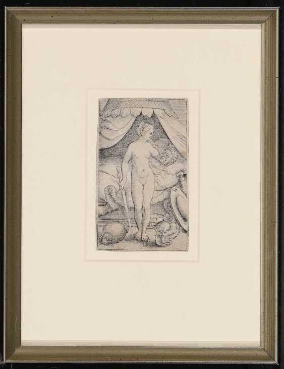 SUN D. Ä., VIRGILIUS. Judith mit dem Haupt des Holofernes - photo 2