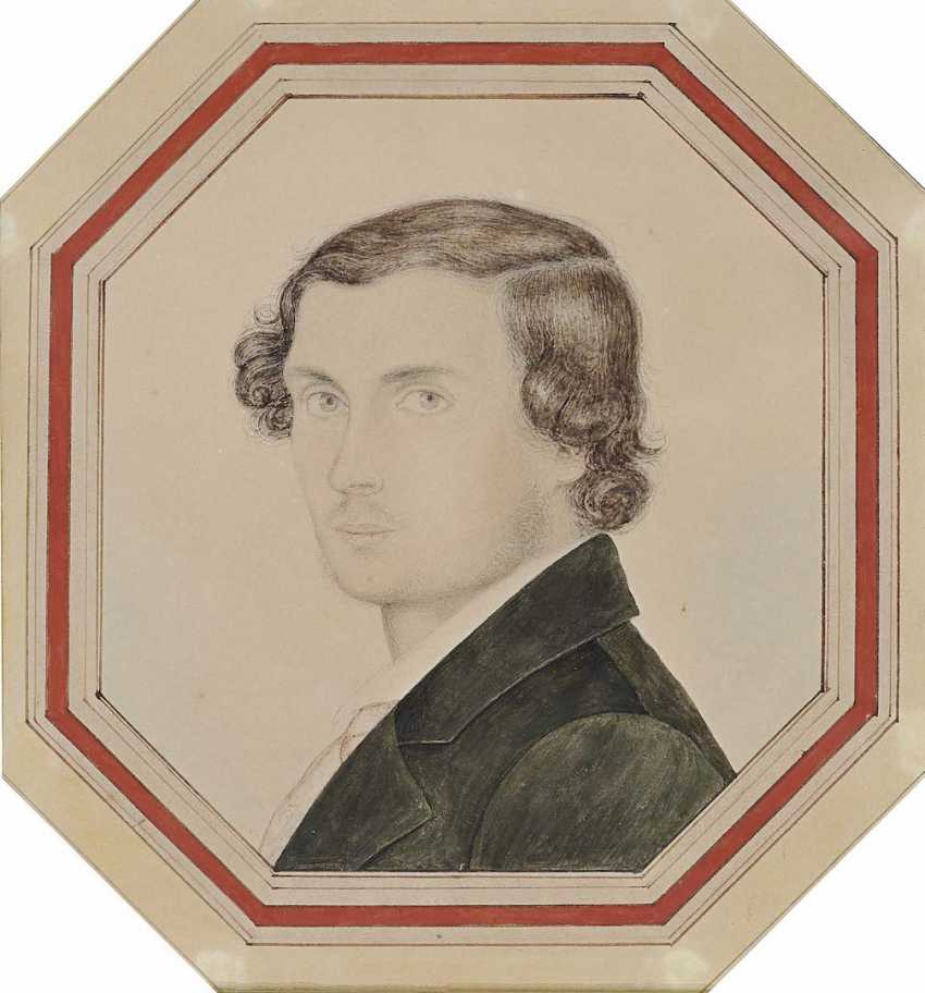 Olivier, Friedrich. The family of the artist - photo 2