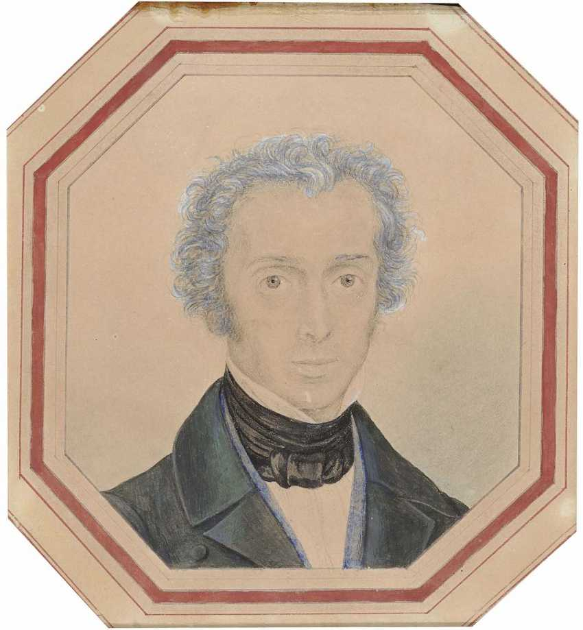 Olivier, Friedrich. The family of the artist - photo 7