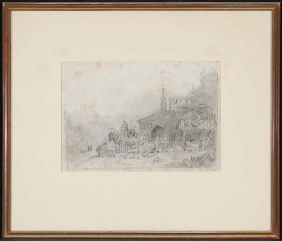 Bürkel, Heinrich. Forge in Italy - photo 2
