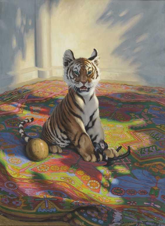 Jantsy-Horvath, C.. Game little Tiger - photo 1