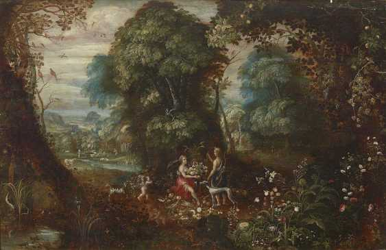 Govaerts, Abraham, Workshop. The Autumn - photo 1