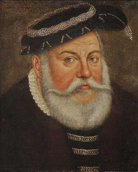 CRANACH the younger, LUCAS, succession. Georg the Pious - photo 1