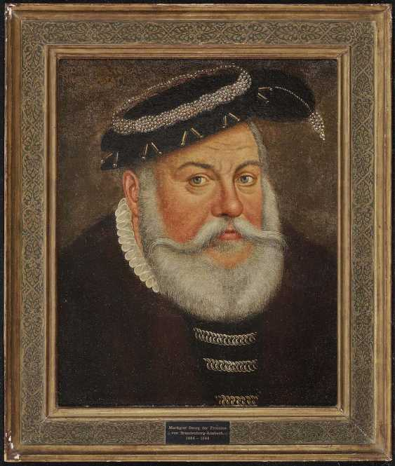 CRANACH the younger, LUCAS, succession. Georg the Pious - photo 2