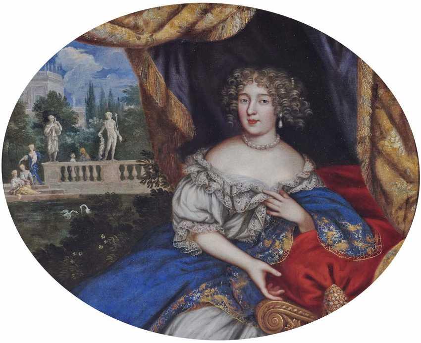Gascar, Henri. Barbara Palmer, geb. Villiers, Duchess of Cleveland (1640 - 1709) - photo 1
