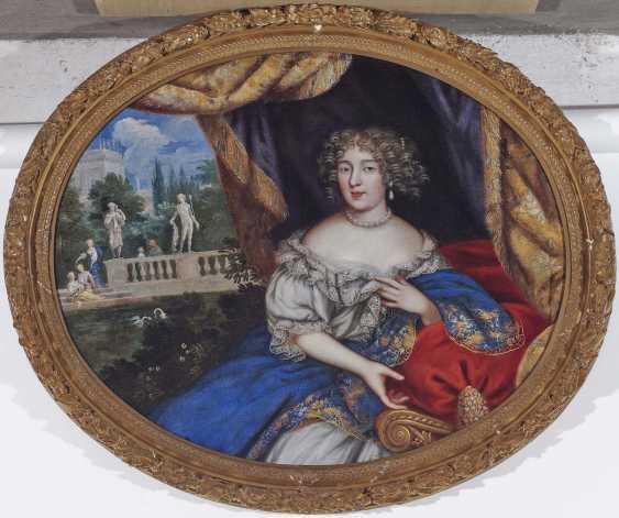 Gascar, Henri. Barbara Palmer, geb. Villiers, Duchess of Cleveland (1640 - 1709) - photo 2