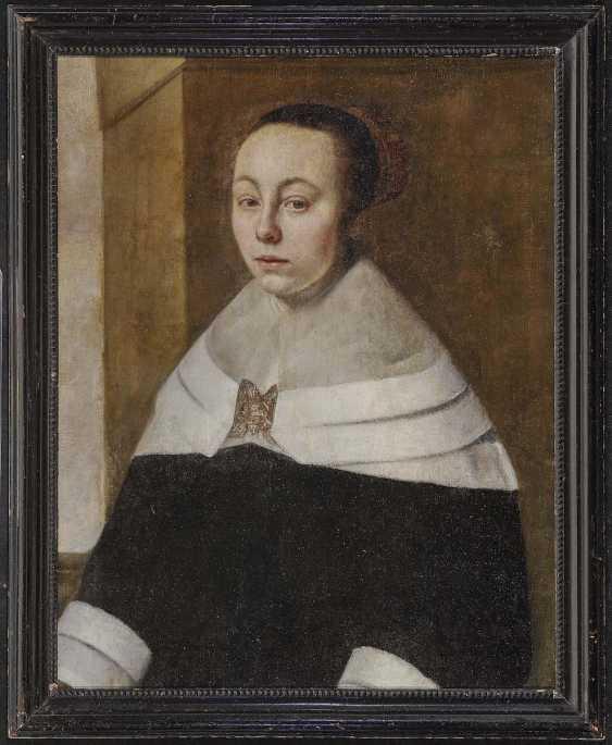The NETHERLANDS 17. Century. Ladies portrait - photo 2