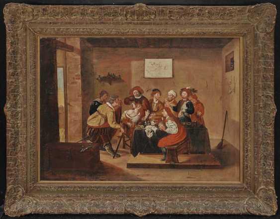 The NETHERLANDS 17. Century. The Dental Treatment - photo 2