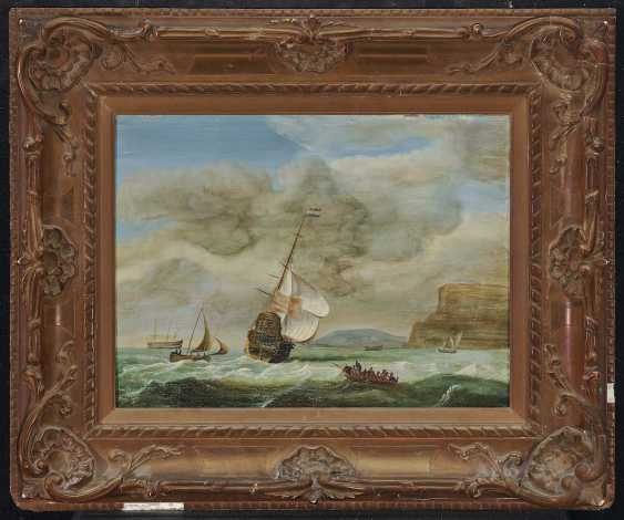NETHERLANDS 17./18. Century. Marine - photo 2