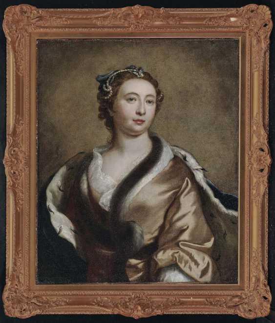 Russia 18. Century. Tsarina Elisabeth Petrovna (1709 Kolomenskoye - 1761, St. Petersburg) - photo 2