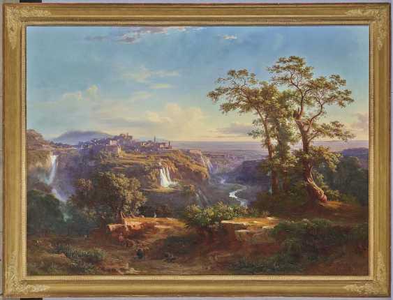 Frey, Johann Jakob. Views of Tivoli and the waterfalls - photo 2