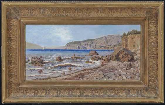 JERICHAU, HARALD ADOLPH NIKOLAJ. Sorrento coast - photo 2