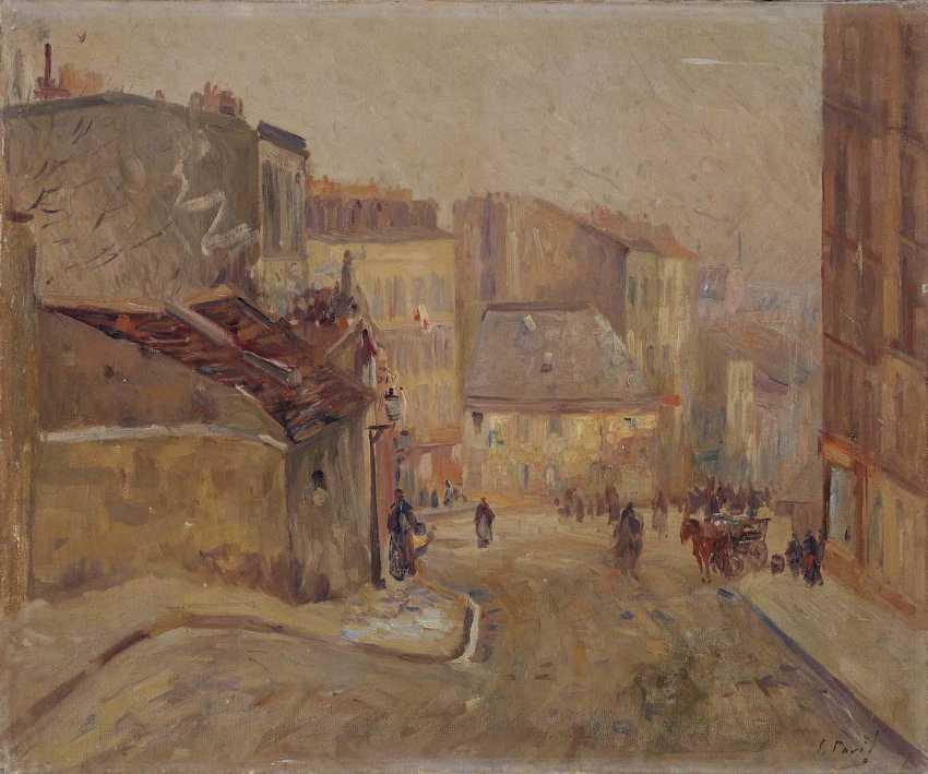 Pavil, Elie Anatole. Montmartre - photo 1