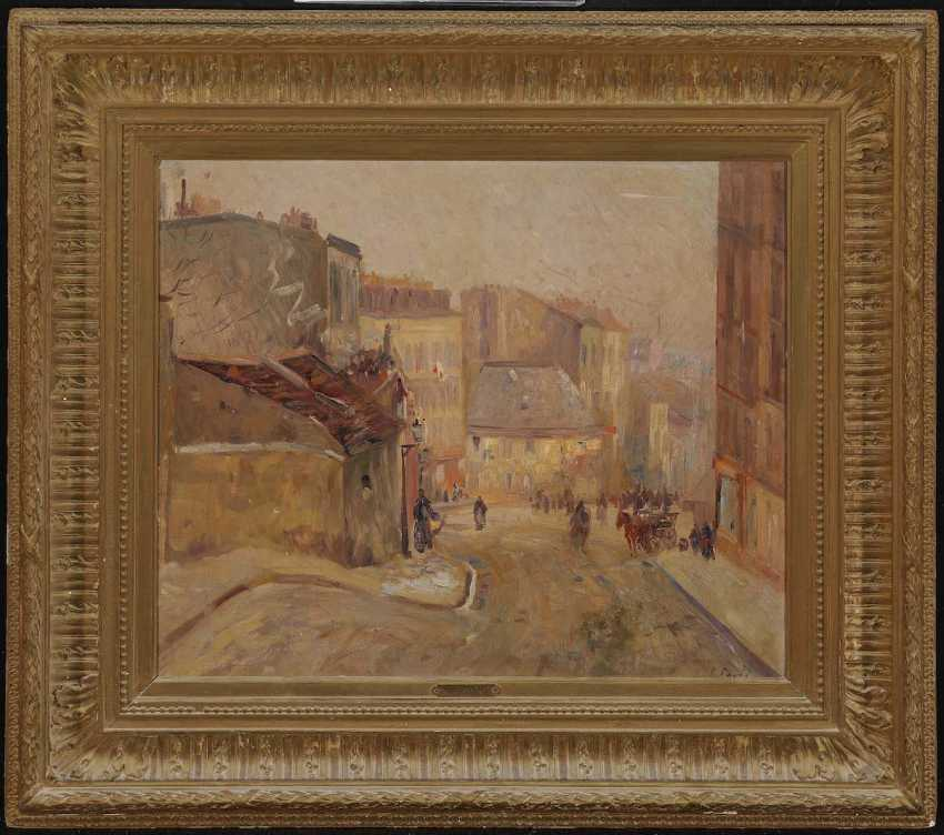 Pavil, Elie Anatole. Montmartre - photo 2