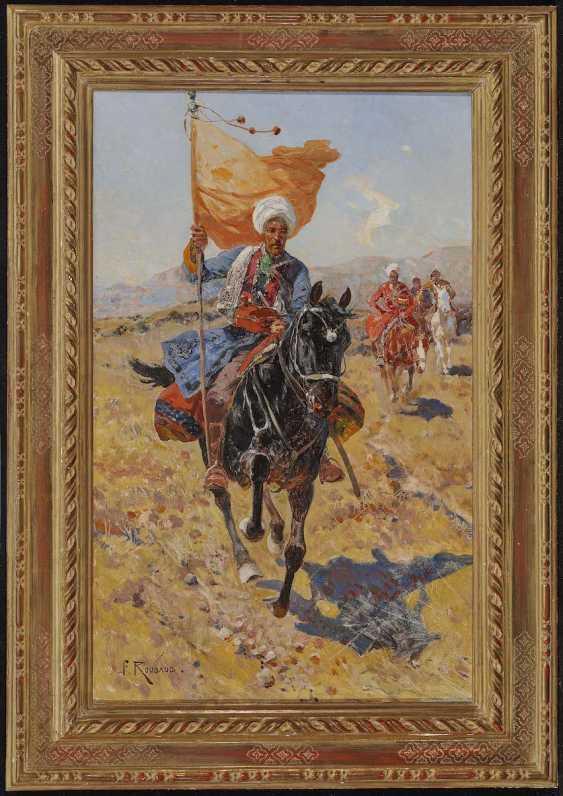 ROUBAUD, FRANZ. Circassian rider - photo 2