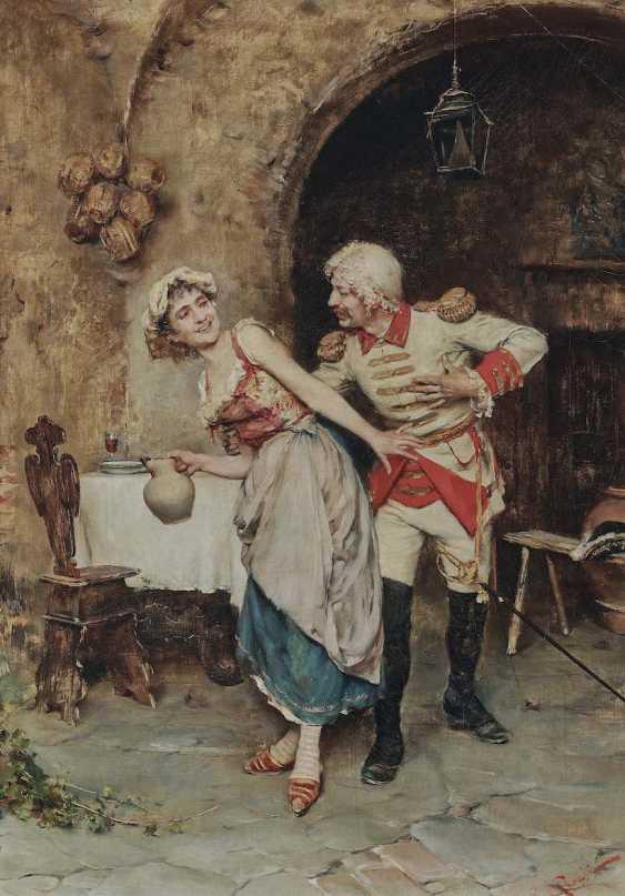 Giachi, E.., The impetuous suitor - photo 1
