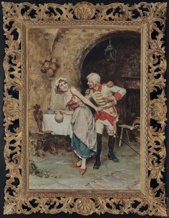 Giachi, E.., The impetuous suitor - photo 2