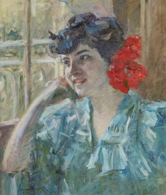 SPIRO, EUGEN. Ladies portrait - photo 1