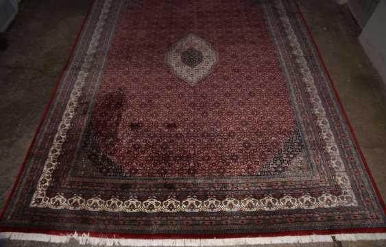 CARPET 2, wool on wool Persia, 20. Century - photo 2