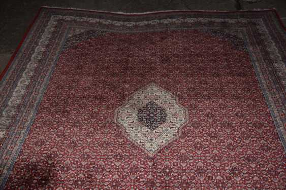 CARPET 2, wool on wool Persia, 20. Century - photo 3