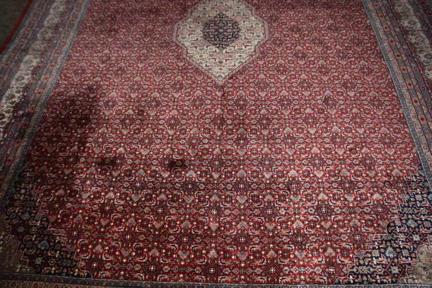 CARPET 2, wool on wool Persia, 20. Century - photo 4