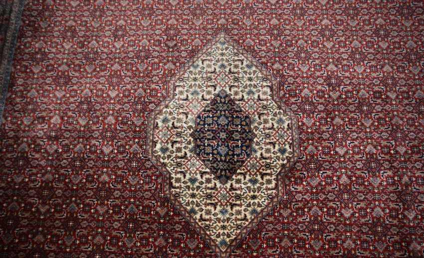 CARPET 2, wool on wool Persia, 20. Century - photo 5