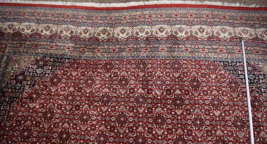 CARPET 2, wool on wool Persia, 20. Century - photo 6
