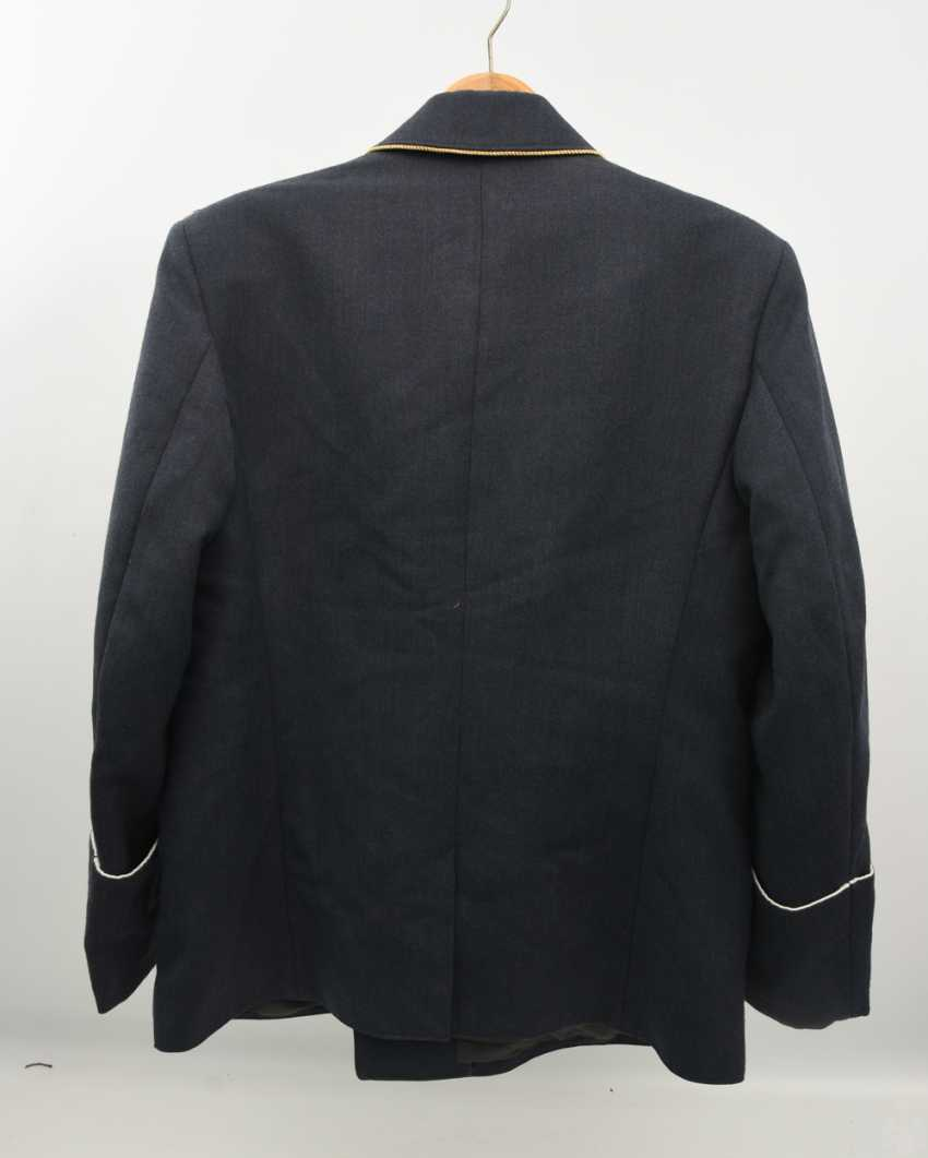"AIR force UNIFORM ""SMALL ROCK"", (approx. Size 40), cloth/satin German Empire 1940 - photo 3"