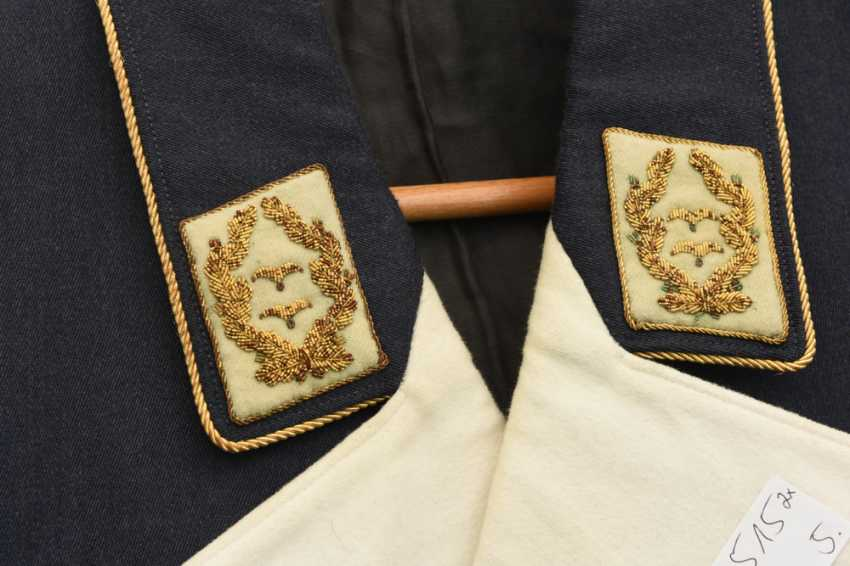 "AIR force UNIFORM ""SMALL ROCK"", (approx. Size 40), cloth/satin German Empire 1940 - photo 6"