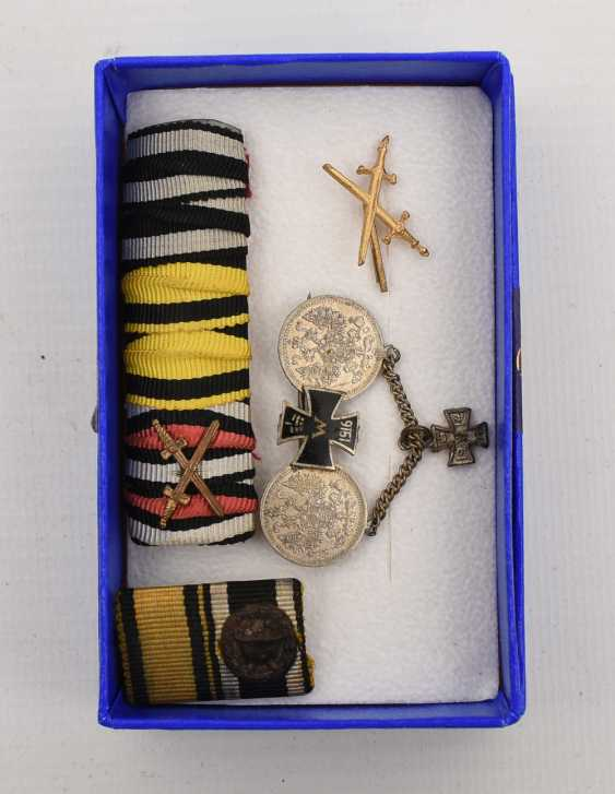MIXED LOT OF 3 BADGES. RICH, silver-plated/gold-plated, Germany, 1933-1944 - photo 9