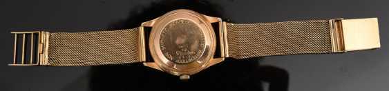 "DULFI ""SUPER AUTOMATIC DELUXE"", Unisex,750 yellow gold, stamped, Switzerland, 1970s - photo 5"